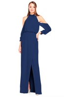 Bari Jay Bridesmaid Dress 2028 - Navy