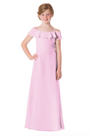 Bari Jay Junior Bridesmaid Dress - 1730(JR)-Orchid_