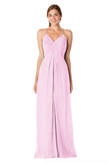 Bari Jay Bridesmaid Dress - 1723 BC-Orchid