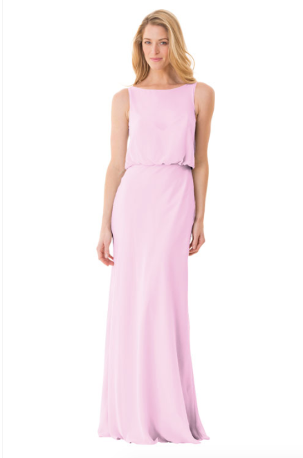 Bari Jay Bridesmaid Dress - 1661-Orchid