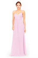 Bari Jay Bridesmaid Dress 1962 -Orchid