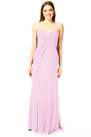 Bari Jay Bridesmaid Dress 1870 -Orchid