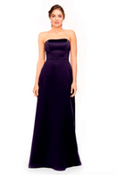 Bari Jay Bridesmaid Dress 1975 - Passion