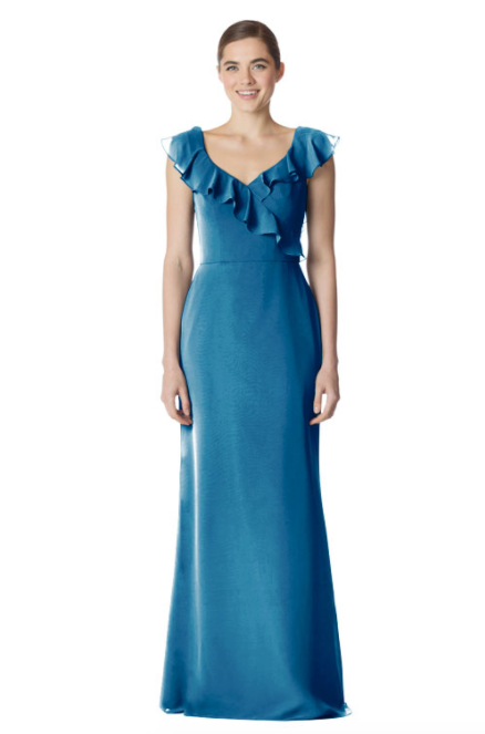 Bari Jay Bridesmaid Dress - 1753-