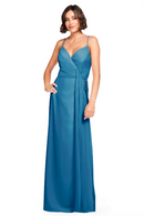Bari Jay Bridesmaid Dress 2026 - Peacock