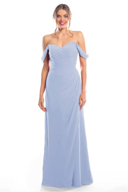 Bari Jay Bridesmaid Dress 2080 - Periwinkle