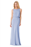 Bari Jay Bridesmaid Dress - 1661-Periwinkle