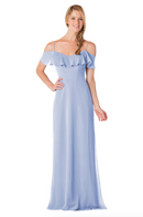 Bari Jay Bridesmaid Dress - 1730-Periwinkle