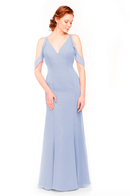 Bari Jay Bridesmaid Dress 1972 - Periwinkle