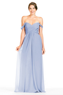 Bari Jay Bridesmaid Dress 1803 - Periwinkle