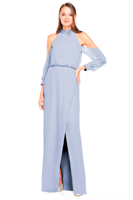 Bari Jay Bridesmaid Dress 2028 - Periwinkle