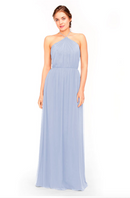 Bari Jay Bridesmaid Dress 1969 - Periwinkle