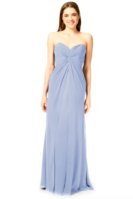 Bari Jay Bridesmaid Dress 1870 -Periwinkle