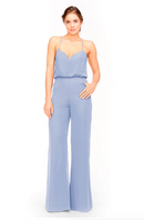 Bari Jay Jumpsuit Bridesmaid Dress 1964 - Periwinkle