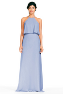Bari Jay Bridesmaid Dress 1801-Periwinkle