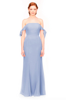 Bari Jay Bridesmaid Dress 1974 - Periwinkle
