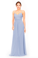 Bari Jay Bridesmaid Dress 1962 -Periwinkle