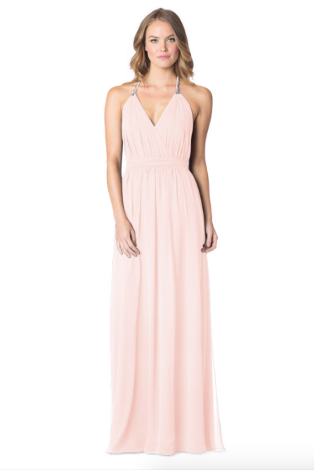 Petal-Bari Jay Bridesmaid Dress - 1600
