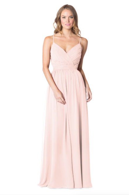 Bari Jay Bridesmaid Dress - 1606 BC-Petal