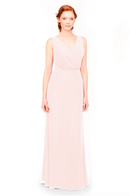 Bari Jay Bridesmaid Dress 1970 -Petal