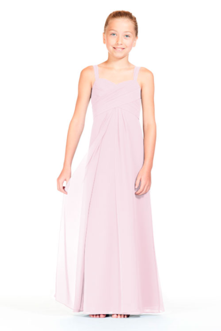 Bari Jay Junior Bridesmaid Dress 1803 (JR)-Petal