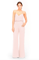 Bari Jay Jumpsuit Bridesmaid Dress 1964 - Petal