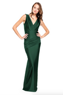 Bari Jay Bridesmaid Dress - 2006 Pine