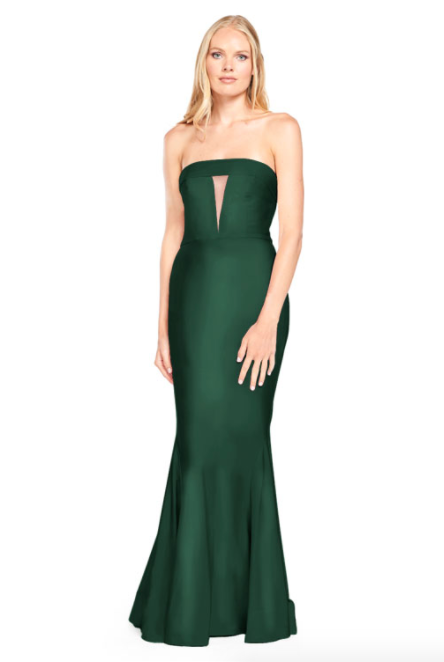 Bari Jay Bridesmaid Dress - 2008 Pine