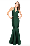 Bari Jay Bridesmaid Dress - 2009 Pine