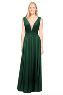 Bari Jay Bridesmaid Dress 2034 - Pine