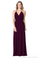 Plum-Bari Jay Bridesmaid Dress - 1600