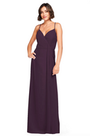 Bari Jay Bridesmaid Dress 2026 - Plum
