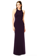 Bari Jay Bridesmaid Dress 1882 - Plum