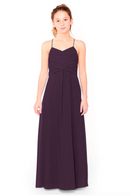 Bari Jay Junior Bridesmaid Dress 1962 - Plum