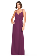 Bari Jay Bridesmaid Dress 2026 - Raspberry