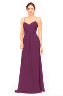 Bari Jay Bridesmaid Dress 1962 -Raspberry