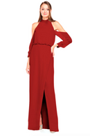 Bari Jay Bridesmaid Dress 2028 - Red