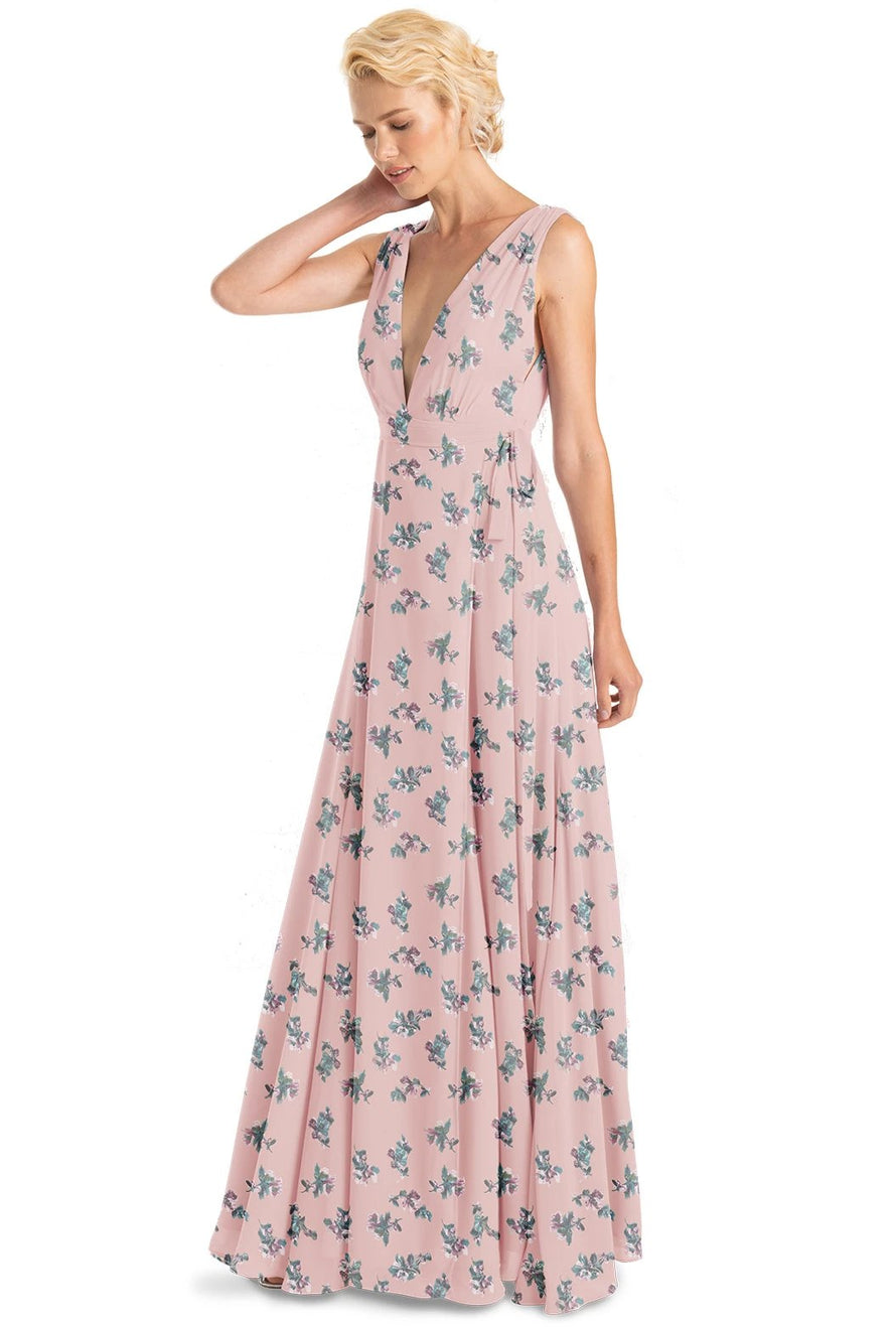 Joanna August Bridesmaid Dress Long