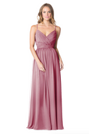 Bari Jay Bridesmaid Dress - 1606 BC-Rose