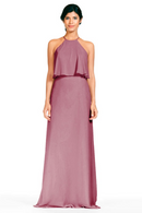 Bari Jay Bridesmaid Dress 1801-Rose