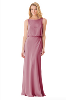 Bari Jay Bridesmaid Dress - 1661-Rose
