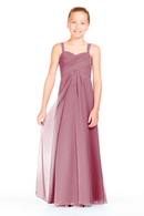 Bari Jay Junior Bridesmaid Dress 1803 (JR)-Rose