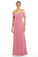 Bari Jay Bridesmaid Dress 2080 - Rose