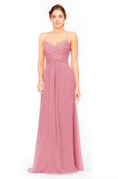 Bari Jay Bridesmaid Dress 1962 -Rose