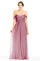 Bari Jay Bridesmaid Dress 1803 - Rose