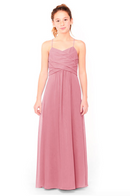 Bari Jay Junior Bridesmaid Dress 1962 - Rose