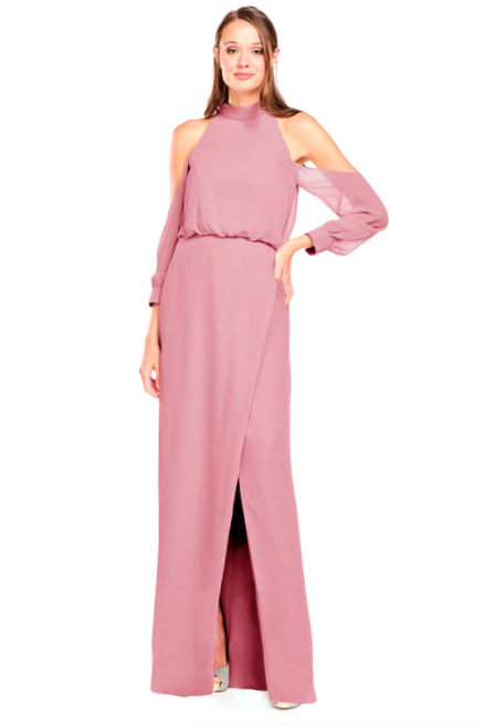 Bari Jay Bridesmaid Dress 2028 - Rose