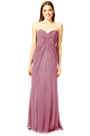 Bari Jay Bridesmaid Dress 1870 -Rose