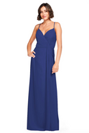 Bari Jay Bridesmaid Dress 2026 - Royal