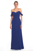 Bari Jay Bridesmaid Dress 2080 - Royal